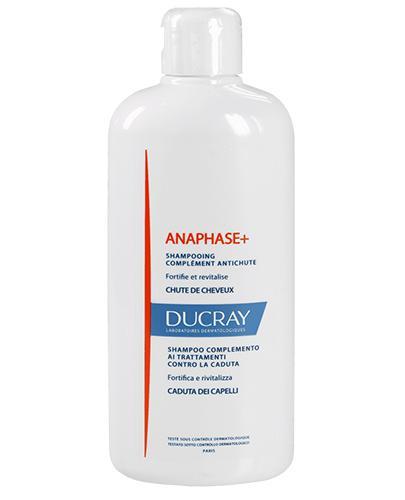 DUCRAY ANAPHASE+ Szampon uzupełnienie kuracji przeciw wypadaniu włosów - 400 ml - Apteka internetowa Melissa