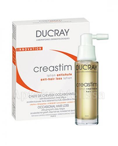 DUCRAY CREASTIM Płyn przeciw wypadaniu włosów -  2 x 30 ml - Apteka internetowa Melissa