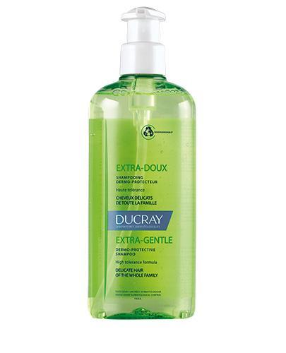 DUCRAY EXTRA DOUX Łagodny szampon nawilżający do częstego stosowania - 400 ml - Drogeria Melissa