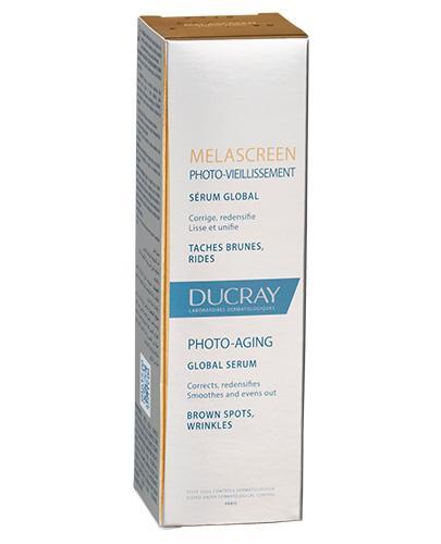 DUCRAY MELASCREEN Fotostarzenie global serum - 30 ml - Drogeria Melissa