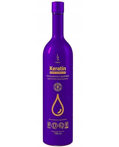 DuoLife Keratin Hair Complex Forma płynna - 750 ml - cena, opinie, wskazania - Apteka internetowa Melissa