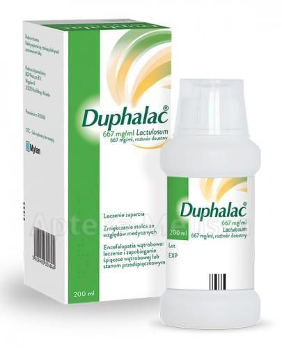 DUPHALAC -  200ml  - Apteka internetowa Melissa