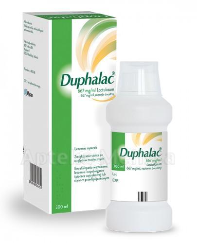 DUPHALAC Syrop - 300 ml - Apteka internetowa Melissa