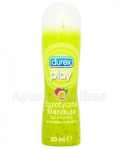 DUREX PLAY Egzotyczna marakuja - 50 ml  - Apteka internetowa Melissa