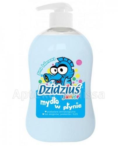 DZIDZIUŚ JUNIOR Mydło w płynie o zapachu gumy balonowej - 300 ml - Apteka internetowa Melissa