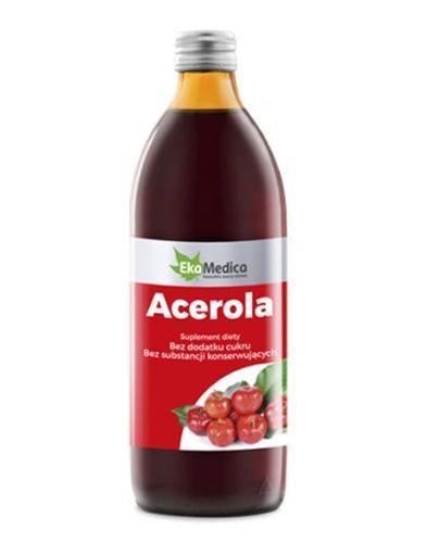 EKAMEDICA Acerola sok 100% - 500 ml