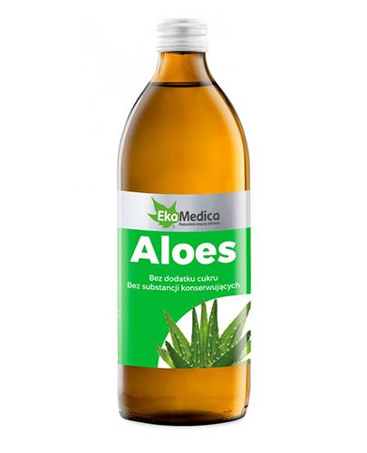 EKAMEDICA Aloes sok 99,8% - 500 ml