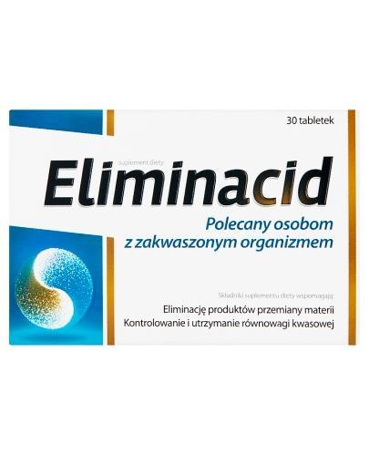 ELIMINACID - 30 tabl. - Apteka internetowa Melissa