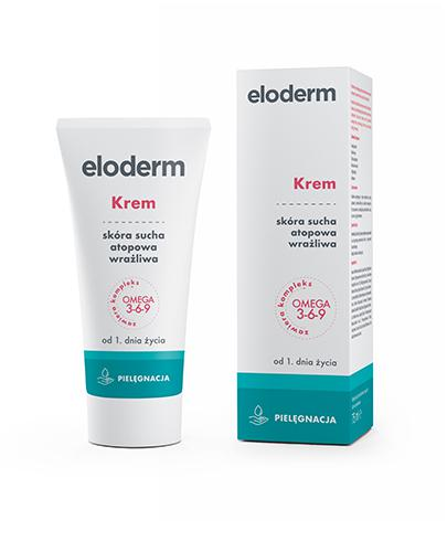 ELODERM Krem - 75 ml - Apteka internetowa Melissa