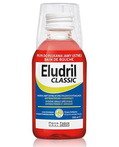 ELUDRIL Płyn do płukania jamy ustnej - 200 ml