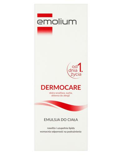 EMOLIUM DERMOCARE Emulsja do ciała - 200 ml - Drogeria Melissa