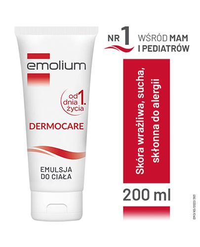 EMOLIUM DERMOCARE Emulsja do ciała - 200 ml