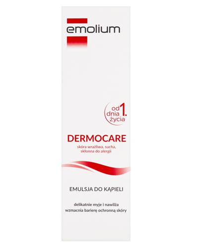 EMOLIUM DERMOCARE Emulsja do kąpieli - 200 ml