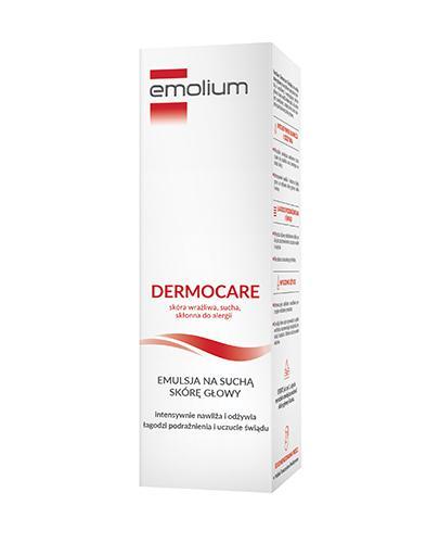 EMOLIUM DERMOCARE Emulsja na suchą skórę głowy - 100 ml