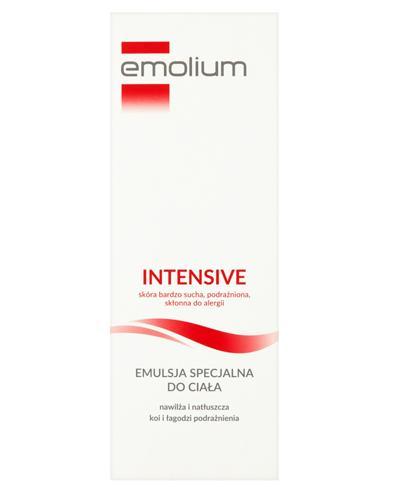 EMOLIUM INTENSIVE Emulsja specjalna do ciała - 200 ml - Drogeria Melissa