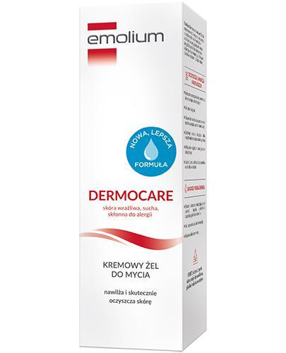 EMOLIUM Kremowy żel do mycia - 200 ml - Drogeria Melissa