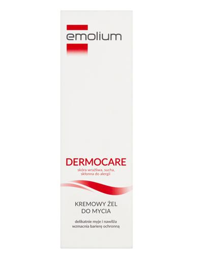 Emolium Dermocare Kremowy żel do mycia - Apteka internetowa Melissa