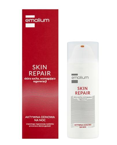 EMOLIUM SKIN REPAIR Aktywna odnowa na noc - 50 ml - Apteka internetowa Melissa