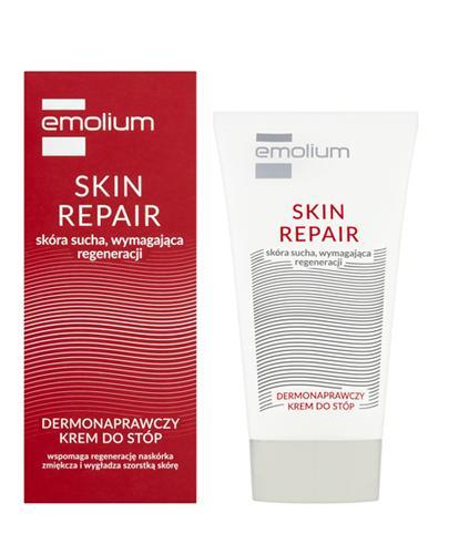 EMOLIUM SKIN REPAIR Dermonaprawczy krem do stóp - 100 ml