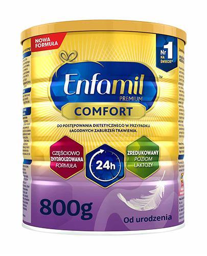ENFAMIL PREMIUM COMFORT - 800 g - Apteka internetowa Melissa