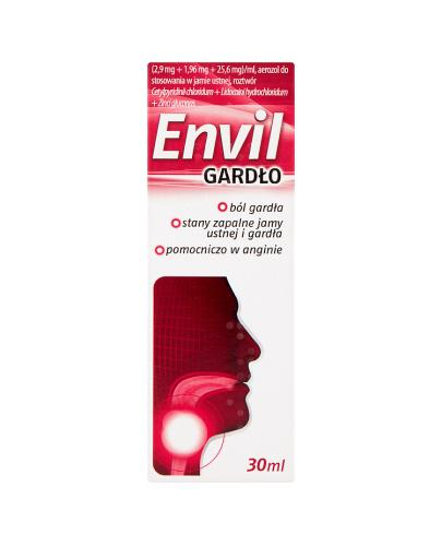 ENVIL GARDŁO aerozol - 30 ml
