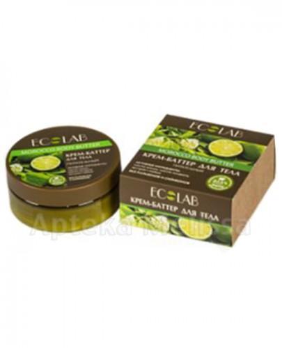 ECO LAB Marokańskie masło odżywcze do ciała - 150 ml - Apteka internetowa Melissa