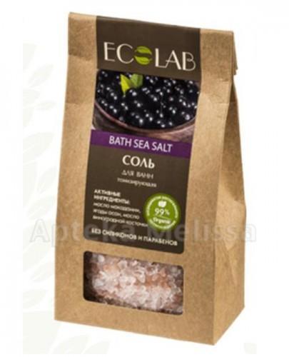 ECO LAB Sól do kąpieli tonizująca - 400 ml - Apteka internetowa Melissa