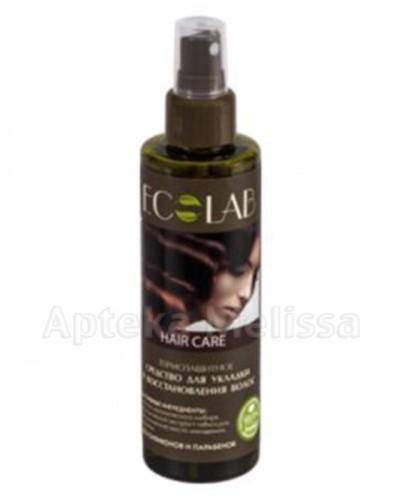 ECO LAB Spray do układania i regeneracji włosów - 200 ml - Apteka internetowa Melissa