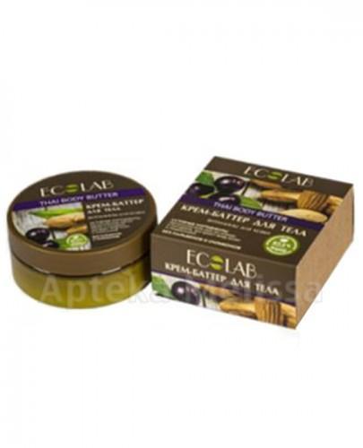 ECO LAB Tajskie masło do ciała - 150 ml - Apteka internetowa Melissa