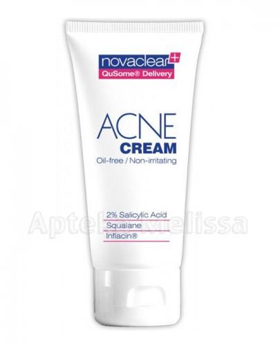 NOVACLEAR ACNE CREAM Krem do twarzy - 40 ml - Apteka internetowa Melissa