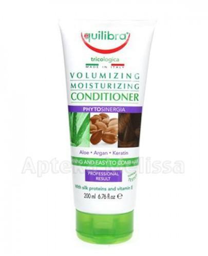 EQUILIBRA Odżywka zwiększająca objętość włosów - 200 ml  - Apteka internetowa Melissa