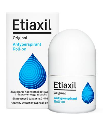 Etiaxil Original Antyperspirant roll-on - Apteka internetowa Melissa