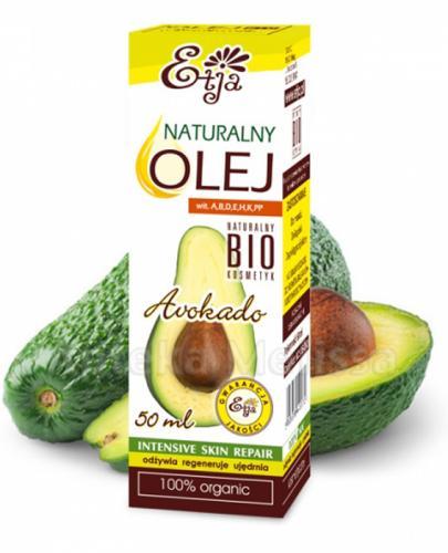 ETJA Olej avocado - 50 ml - Apteka internetowa Melissa