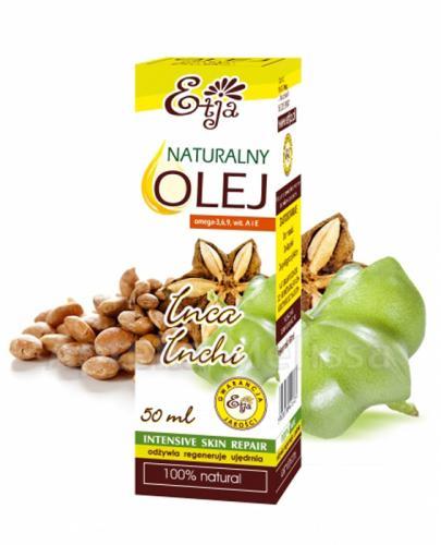 ETJA Olej naturalny Inca Inchi - 50 ml - Apteka internetowa Melissa
