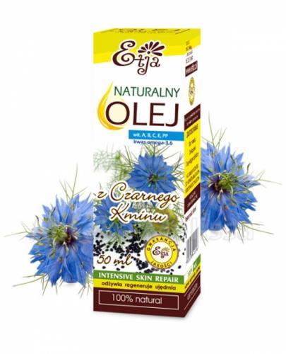 ETJA Naturalny olej z czarnego kminu - 50 ml