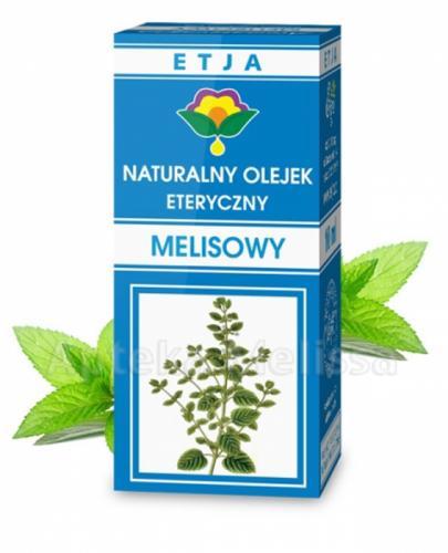 ETJA Olejek melisowy 10 ml  – Apteka internetowa Melissa