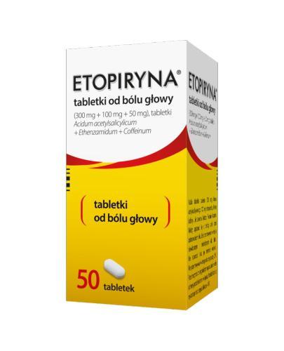 ETOPIRYNA - 50 tabl.
