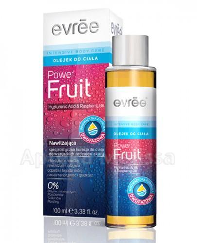 EVREE Olejek d/ciala power fruit 100ml
