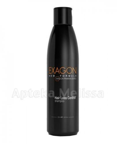 EXAGON NEW FORMULA Szampon przeciwko wypadaniu włosów - 250 ml - Apteka internetowa Melissa