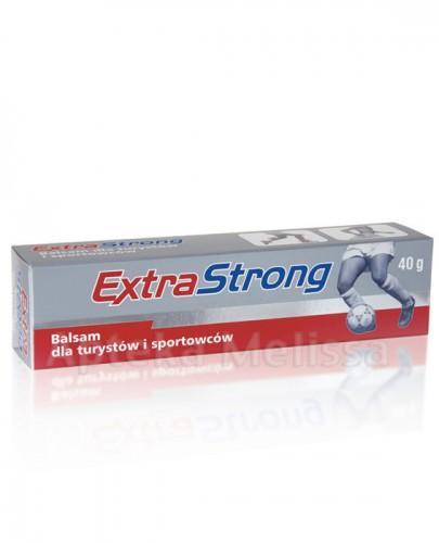 EXTRASTRONG Balsam dla turystów i sportowców - 40 g