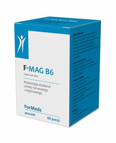 F-MAG B6 - 36 g - Apteka internetowa Melissa