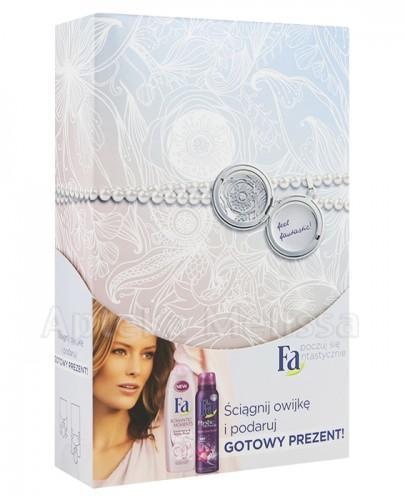 FA ROMANTIC MOMENTS Żel pod prysznic - 250 ml + MYSTIC MOMENTS Antyperspirant - 150 ml