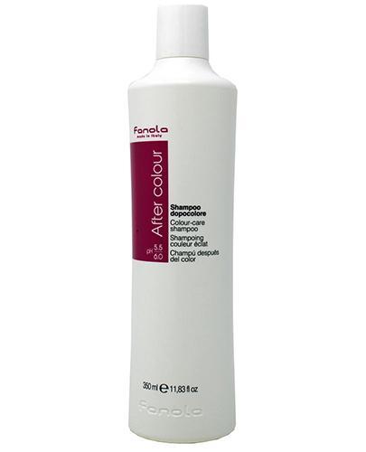 Fanola After Colour Colour - Care Szampon do włosów farbowanych - 350 ml - cena, opinie, właściwości