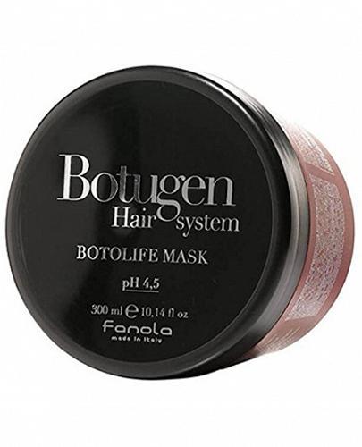 Fanola Botugen Hair Reconstructor Mask Rekonstruująca maska do włosów łamliwych i zniszczonych - 300 ml - cena, opinie, właściwości - Apteka internetowa Melissa