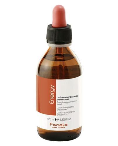 Fanola Energy Energizing Prevention Lotion Stymulujący płyn przeciw wypadaniu włosów - 125 ml - cena, opinie, właściwości - Apteka internetowa Melissa