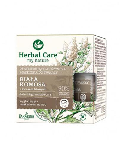 FARMONA HERBAL CARE Maseczka biała komosa - 50 ml
