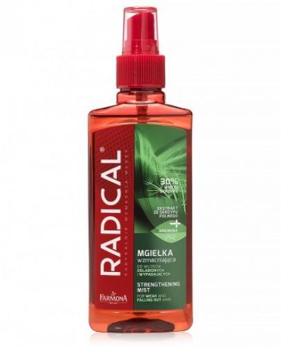 FARMONA RADICAL Mgiełka wzmacniająca do włosów - 200 ml - Apteka internetowa Melissa