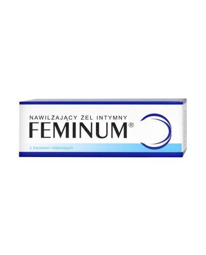 FEMINUM Nawilżający żel intymny dla kobiet - 40 g - Drogeria Melissa