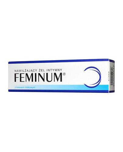 FEMINUM Nawilżający żel intymny dla kobiet - 60 g - Apteka internetowa Melissa