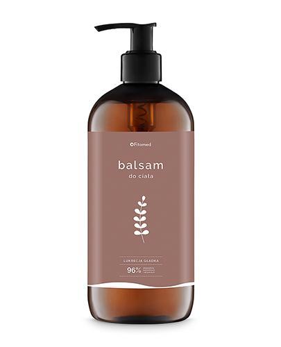 FITOMED Balsam ziołowy - 500 ml - Apteka internetowa Melissa